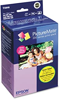 Epson Picture Mate 200 Series Print Pack - Glossy