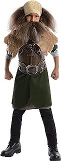 The Hobbit, Deluxe Dwalin Costume - Small