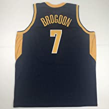 malcolm brogdon autograph