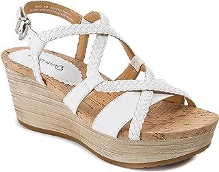 BareTraps Women's Mairi Wedge Sandal