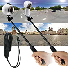 Handheld Extension Pole with Paracord Wrist Strap
