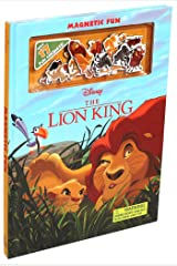 Disney The Lion King Magnetic Fun (Magnetic Hardcover) Hardcover