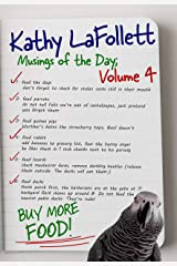 Musings of the Day: Volume 4 (Kathy's Musings) Kindle Edition