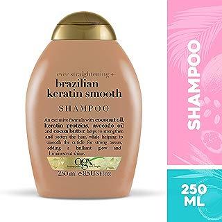 Shampoo Brazilian Keratin Smooth, OGX, 250 ml