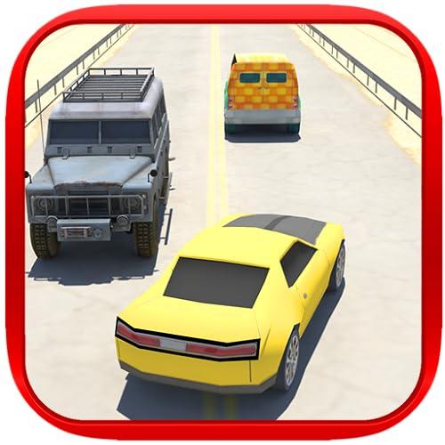 Highway Crazy Driver