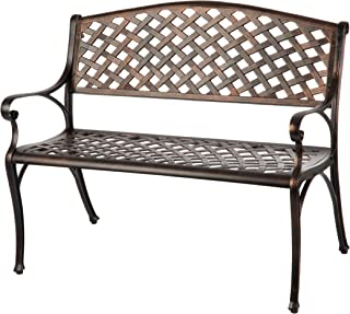 park bench outdoor furniture