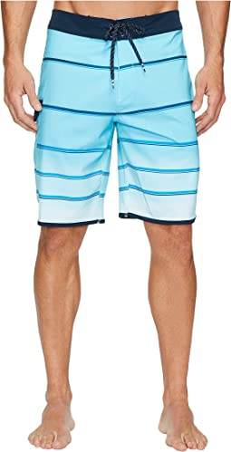 73 X Stripe Boardshorts