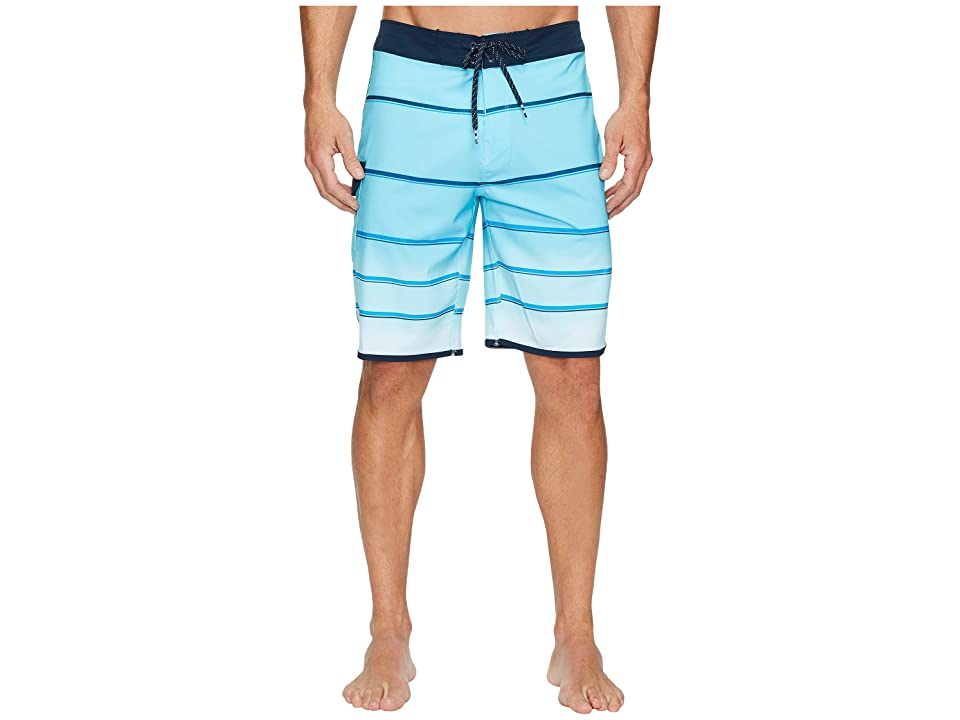 Billabong 73 X Stripe Boardshorts (Light Blue) Men