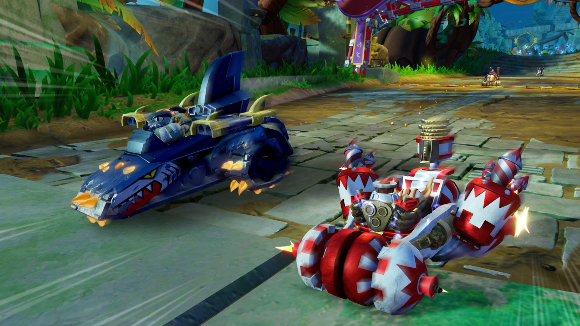 Skylanders SuperChargers: Racing Land Pack by Activision: Amazon ...