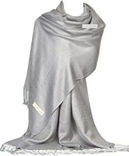 GFM® Pashmina Style Wrap Scarf - All Seasons - Twill Weave Soft - B9