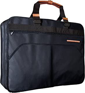 """Uinvent Suit Carry On 40"""" Garment Bag for Travel w/Adjustable Strap and Multiple Pockets Suit Carry On Bag"""