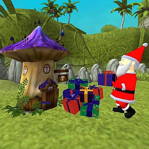 Livraison du Père Noël Rush