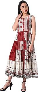 W for Woman Cotton a-line Dress