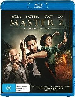 Master Z: IP Man Legacy Blu-Ray | Region B