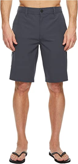 Loaded Solid Hybrid Boardshorts