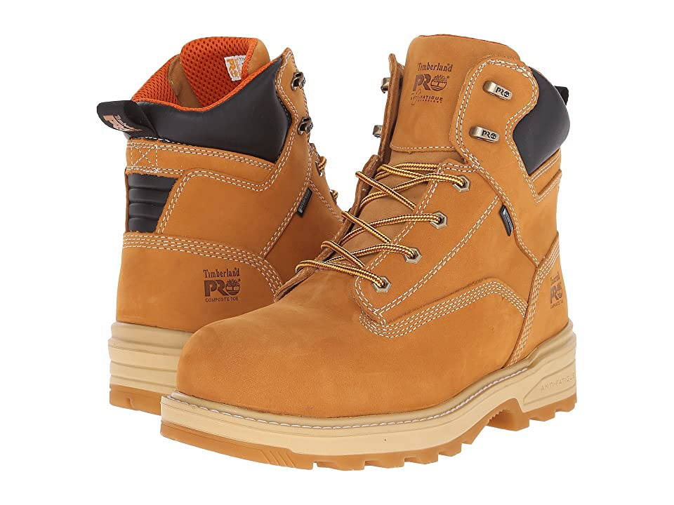 Timberland PRO - Timberland PRO 6 Resistor Composite Safety Toe Waterproof Insulated Boot