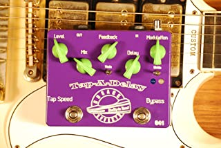 Cusack Effects Tap-A-Delay Effects Pedal