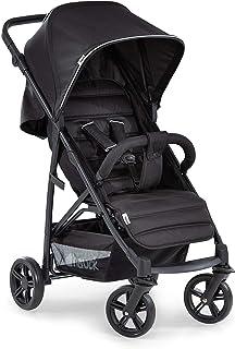 عربة اطفال رابيد 4 كيو اف، من هوك، منذ الولادة إلى وزن 25 كغم - باللون الأسود الكافيار، قطعة واحدة، قطعة واحدة