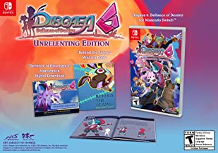 Disgaea 6: Defiance of Destiny [Unrelenting Edition]Nintendo Switch;