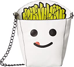 Fries B4 Guys Crossbody Bag
