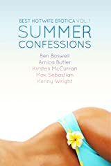 Best Hotwife Erotica: Summer Confessions (English Edition) Format Kindle