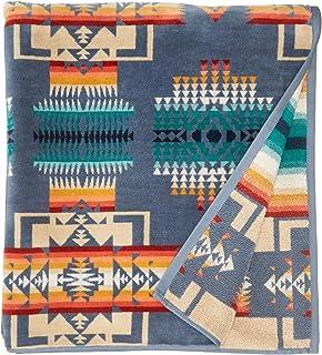 PENDLETON ペンドルトン OVERSIZED JACQUARD TOWELS XB233  (カラー:Chief Joseph Slate) XB233-53803 【並行輸入品】