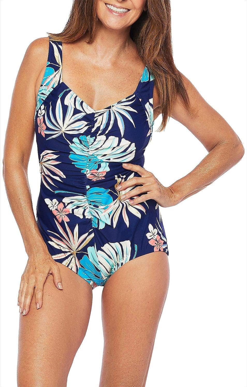 Maxine Of Hollywood Damen Einteiliger Badeanzug