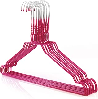 Best pink wire hangers Reviews