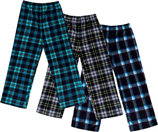 Available in Sizes 2-16 PJ Bottoms for Boys and Girls Comfy Sleepwear Classicpjs Kids Pajama Pants Cotton Jogger