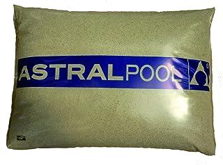 comprar comparacion Astralpool - Arena-Silex (0,4-0,8 Mm) Sacos 25 Kg