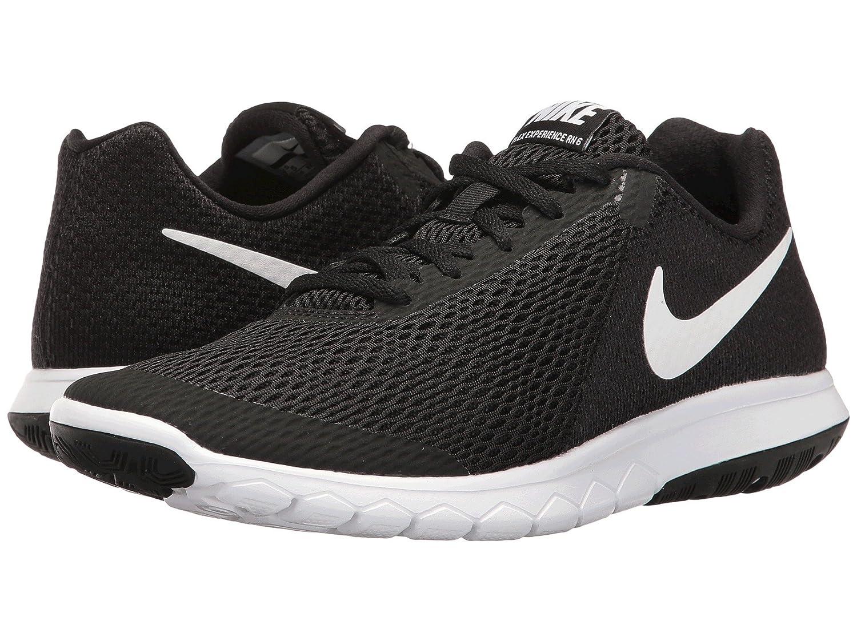 (ナイキ) NIKE レディースランニングシューズ?スニーカー?靴 Flex Experience RN 6 Black/White 6.5 (23.5cm) B - Medium