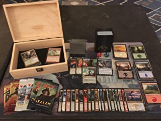 Ultimate Magic The Gathering Gift Box (Planeswalker, Mythics, and Much More!)