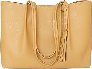 حقائب للنساء أزياء الكتف حمل أعلى مقبض حقيبة هوبو حقائب جلد صناعي