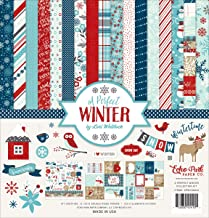 Echo Park Paper Company Perfect Winter Collection Kit