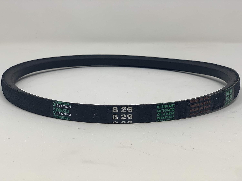 B29 5L320 V-Belt 21 32in online shop x Classic Circumference online shop Outside