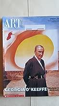 Scholastic Art Magazine Georgia O'Keeffe Working with Abstraction Feb. 1998 (Scholastic Art Magazine)