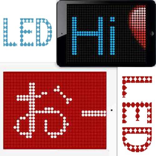 LED Scroller/LED Display