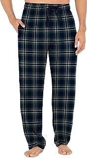 Men's Yarn-dye Woven Flannel Pajama Pant