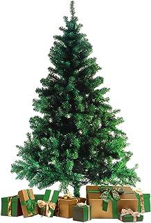 comprar comparacion Wohaga® Àrbol de Navidad con Soporte 180cm / 600 Puntas Abeto Artificial Decoración navideña