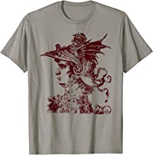 Leonardo da Vinci Military Warrior t-shirt