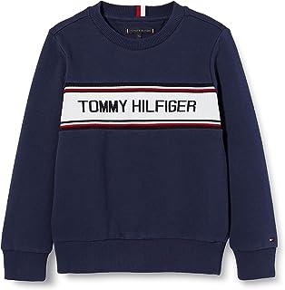 Tommy Hilfiger Intarsia Sweatshirt Capucha para Niños