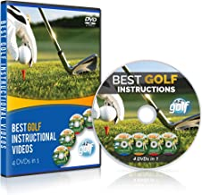 Best Instructional Golf Videos – Learn Basic Swing with Lessons
