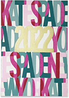 $32 » Kate Spade New York 2022 Annual Planner Weekly & Monthly, 12 Month Book Bound Agenda Dated Jan 2022 - Dec 2022, Hardcover ...