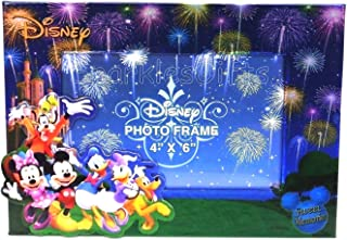 Disney 4x6 Sweet Memories Photo Frame Mickey Mouse Gang