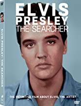 dvd the searcher elvis presley