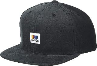 قبعة بيسبول رجالي من BRIXTON مطبوع عليها ALTON MP SNBK