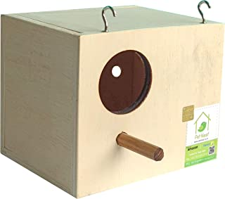 PetNest® Standard Breeding Box for Budgies, Finches and Canaries Bird cage