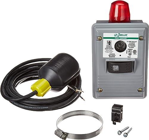 discount Zoeller 10-0623 new arrival A-Pak Indoor/Outdoor Alarm new arrival System sale