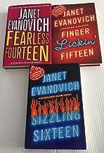 3 Books! 1) Fearless Fourteen 2) Finger Lickin' Fifteen 3) Sizzling Sixteen