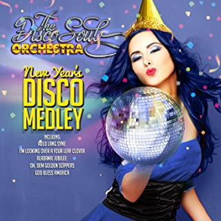 New Year's Disco Medley: Auld Lang Syne / I'm Looking over a Four Leaf Clover / Alabama Jubilee / Oh. Dem Golden Slippers / God Bless America (Instrumental)
